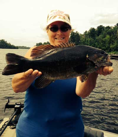 lake vermilion bass